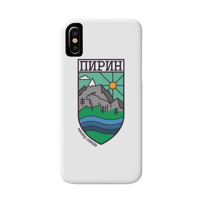 Pirin Accessories Phone Case by Hristo's Shop