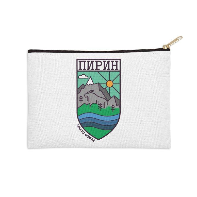 Pirin Accessories Zip Pouch by Hristo's Shop