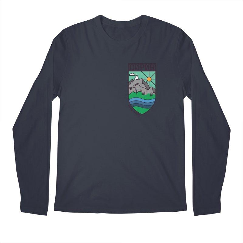 Pirin Men's Longsleeve T-Shirt by Hristo's Shop