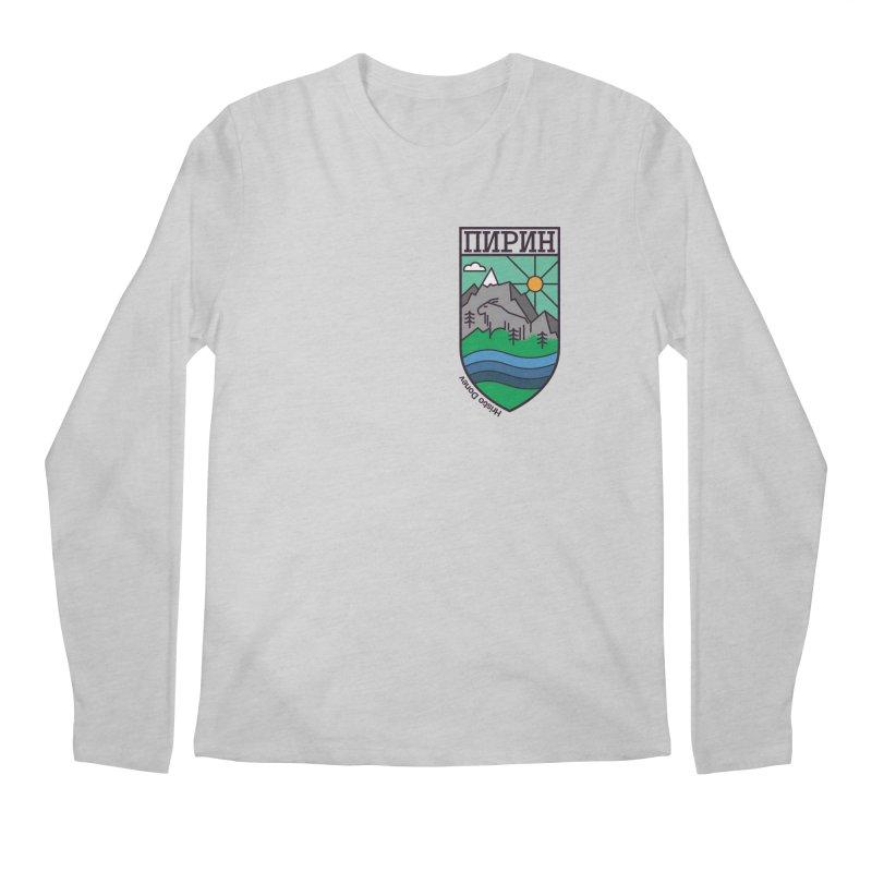 Pirin Men's Regular Longsleeve T-Shirt by Hristo's Shop