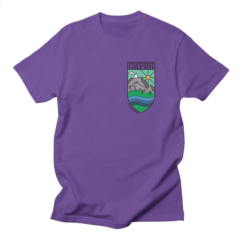 Pirin Men's T-Shirt by Hristo's Shop
