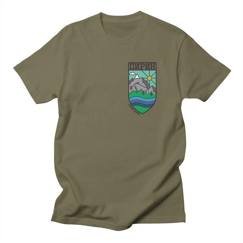Pirin Men's Regular T-Shirt by Hristo's Shop
