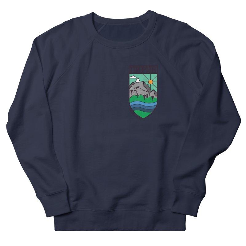 Pirin Men's French Terry Sweatshirt by Hristo's Shop