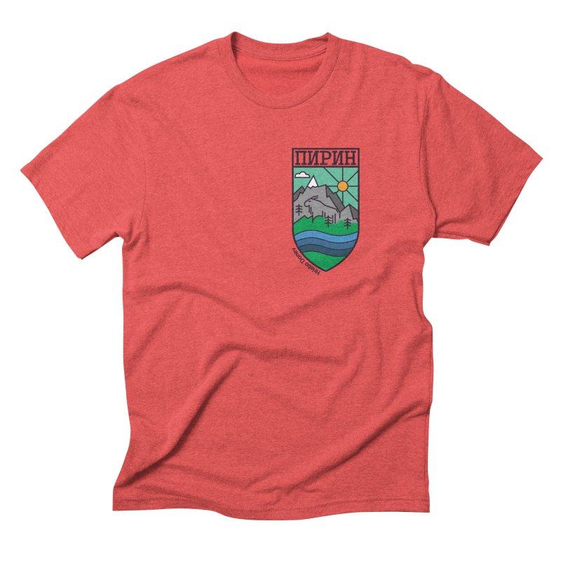 Pirin Men's Triblend T-Shirt by Hristo's Shop