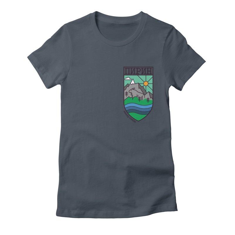 Pirin Women's T-Shirt by Hristo's Shop