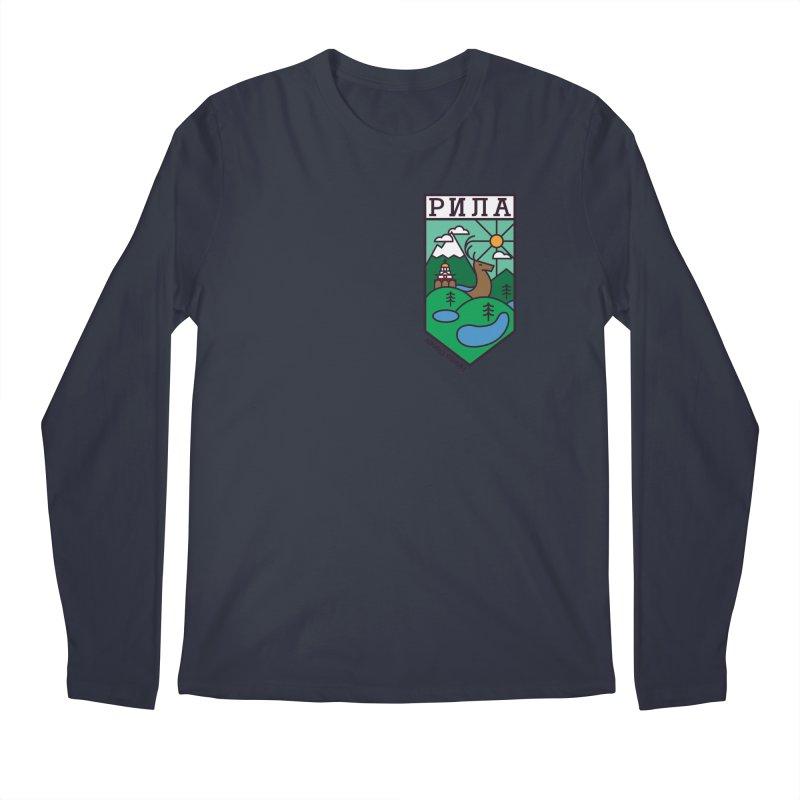 Rila Men's Longsleeve T-Shirt by Hristo's Shop