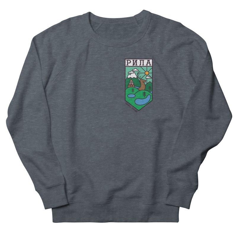 Rila Women's Sweatshirt by Hristo's Shop