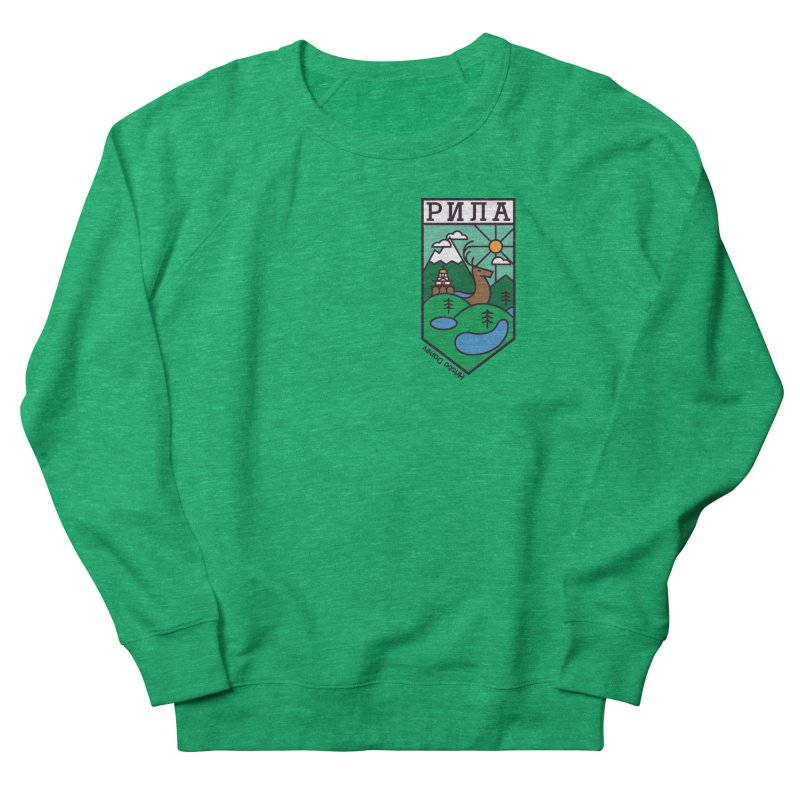 Rila Men's Sweatshirt by Hristo's Shop