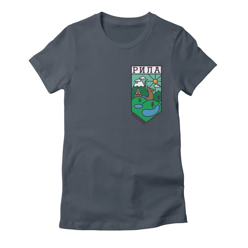 Rila Women's T-Shirt by Hristo's Shop