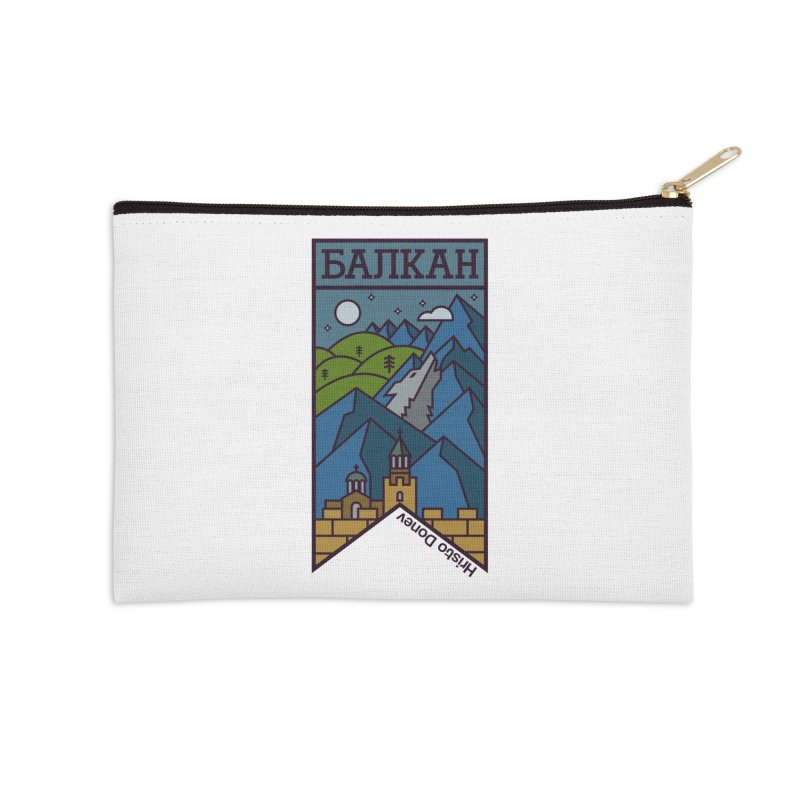Balkan Accessories Zip Pouch by Hristo's Shop