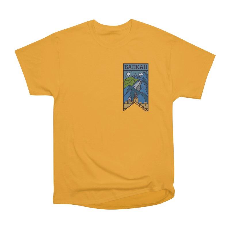 Balkan Men's Heavyweight T-Shirt by Hristo's Shop