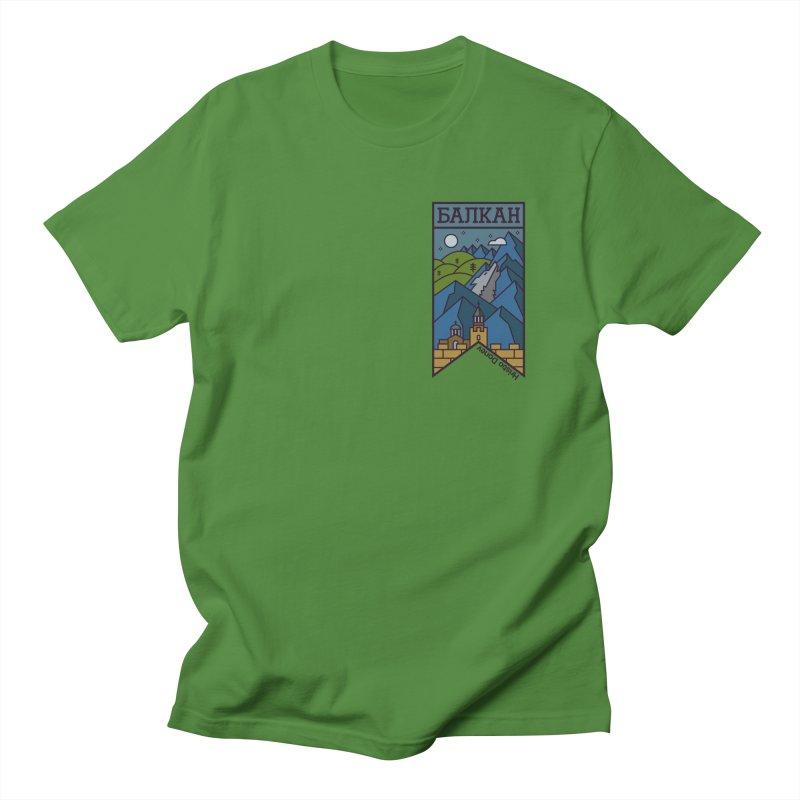 Balkan Women's Regular Unisex T-Shirt by Hristo's Shop