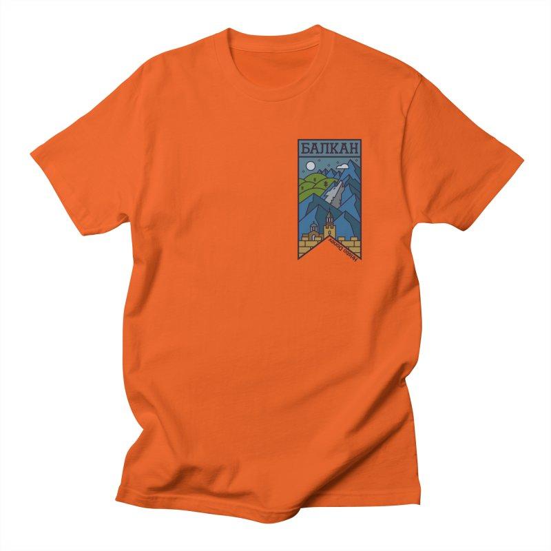 Balkan Men's Regular T-Shirt by Hristo's Shop