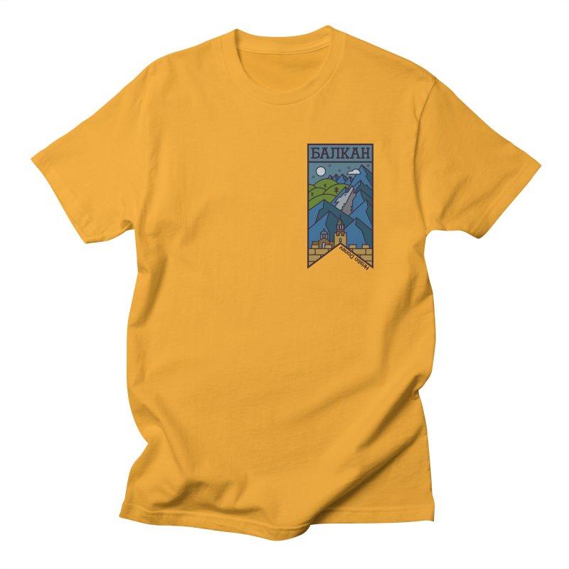 Balkan Men's T-Shirt by Hristo's Shop