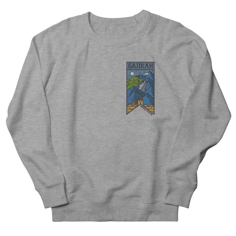 Balkan Men's Sweatshirt by Hristo's Shop