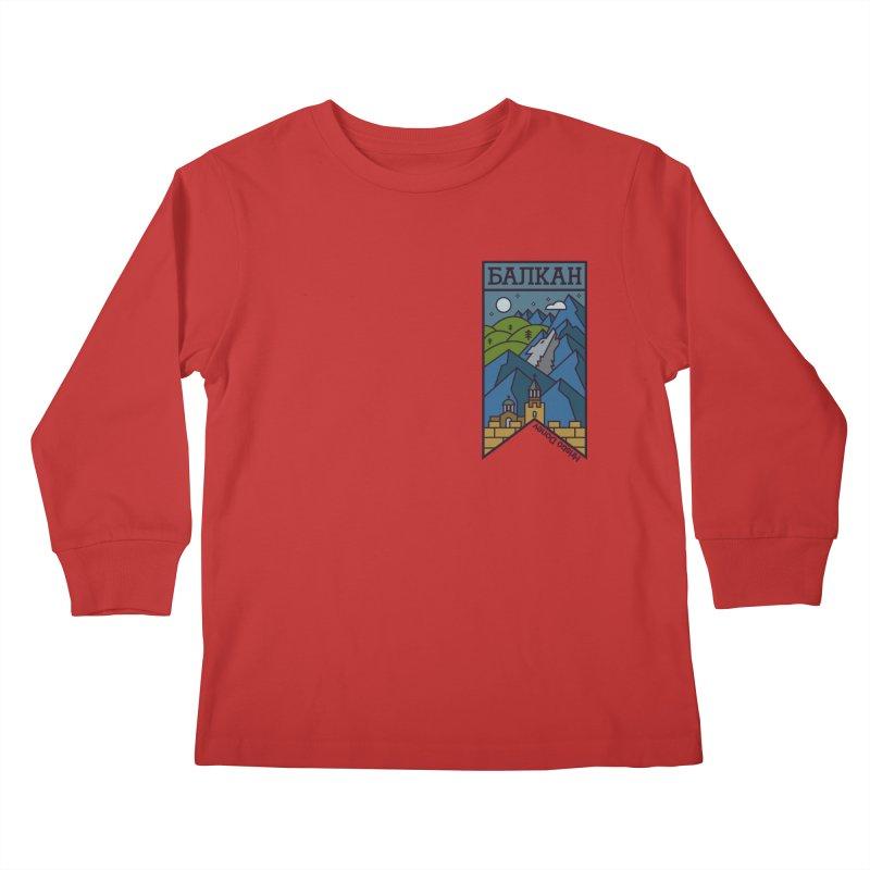 Balkan Kids Longsleeve T-Shirt by Hristo's Shop
