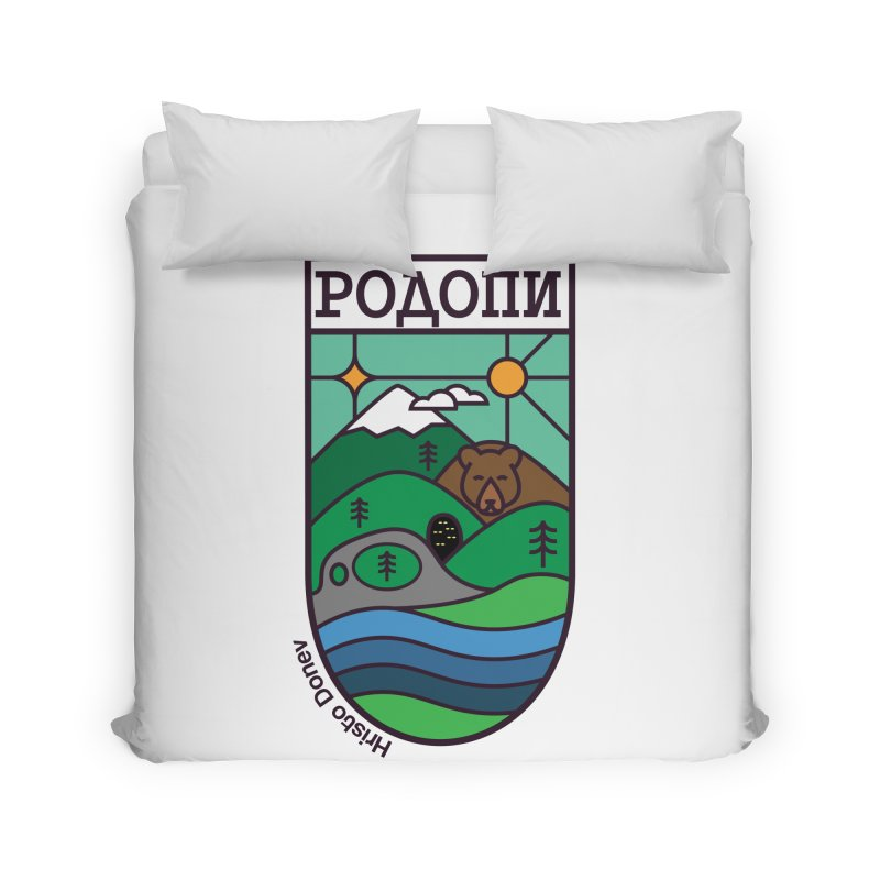 Rhodopi Home Duvet by Hristo's Shop
