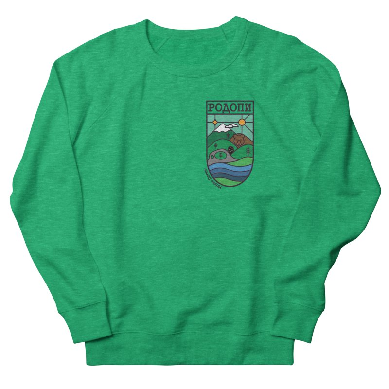 Rhodopi Women's Sweatshirt by Hristo's Shop