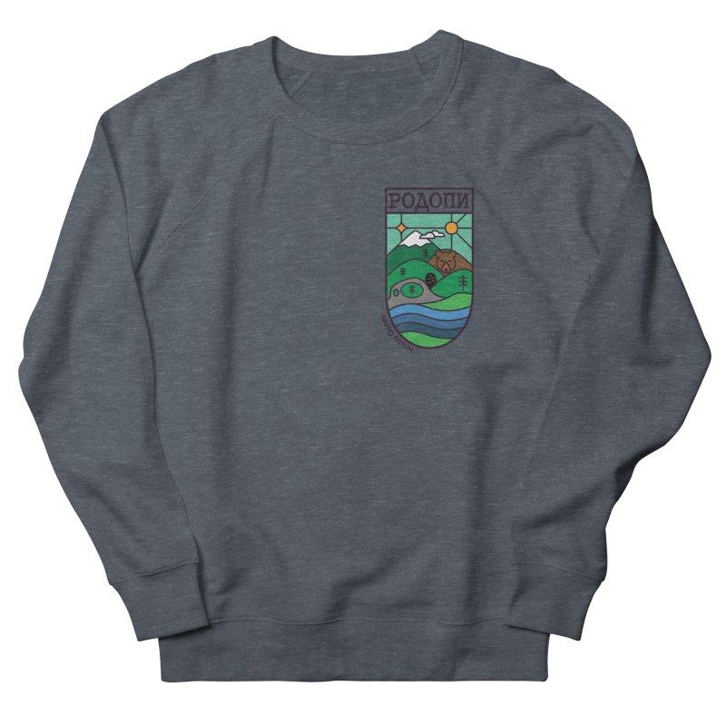 Rhodopi Men's French Terry Sweatshirt by Hristo's Shop