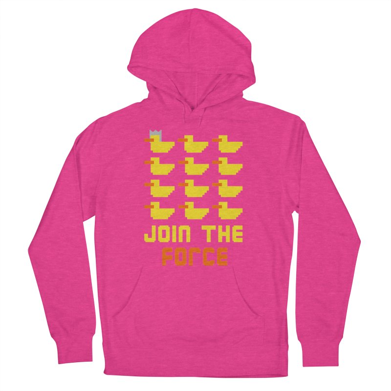 Join the duck force Women's Pullover Hoody by hristodonev's Artist Shop