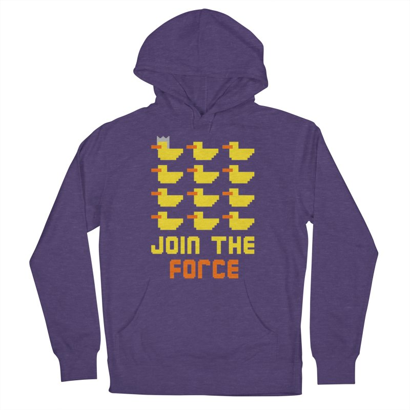 Join the duck force Men's Pullover Hoody by hristodonev's Artist Shop