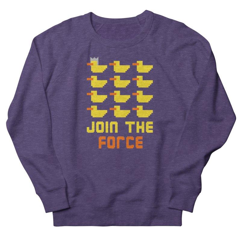 Join the duck force Women's Sweatshirt by hristodonev's Artist Shop