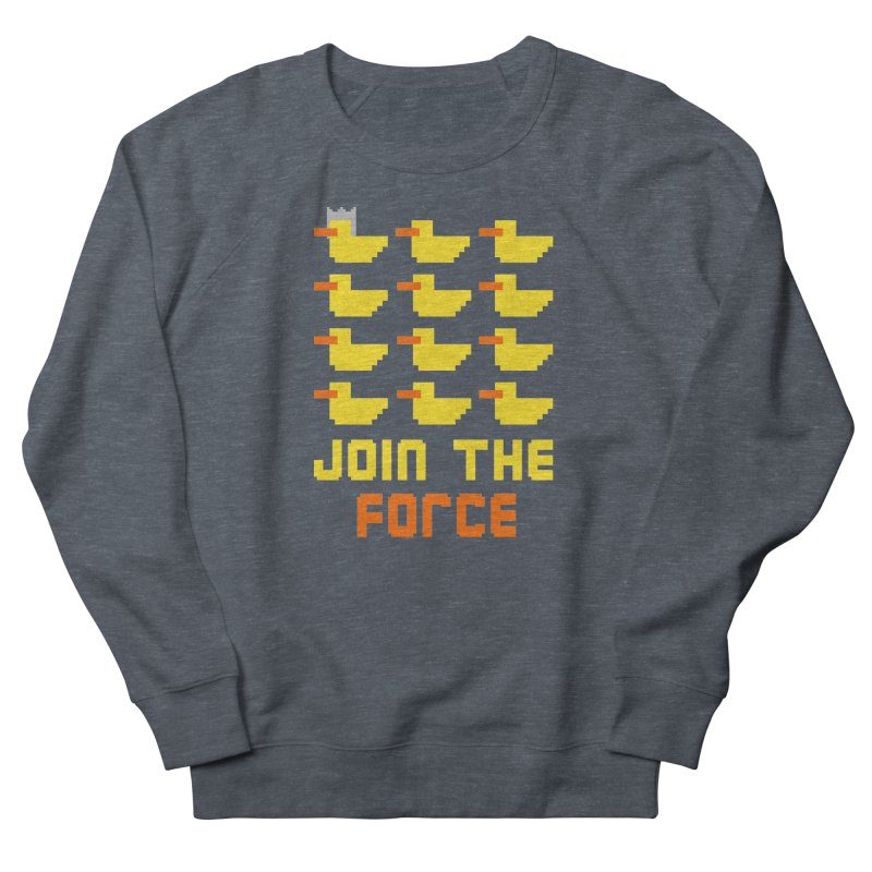 Join the duck force Women's Sweatshirt by hristodonev's Artist Shop
