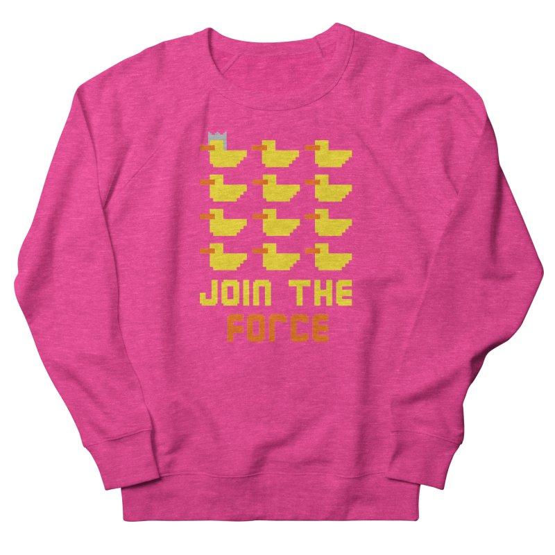 Join the duck force Men's Sweatshirt by hristodonev's Artist Shop