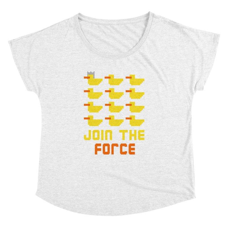 Join the duck force Women's Dolman by hristodonev's Artist Shop
