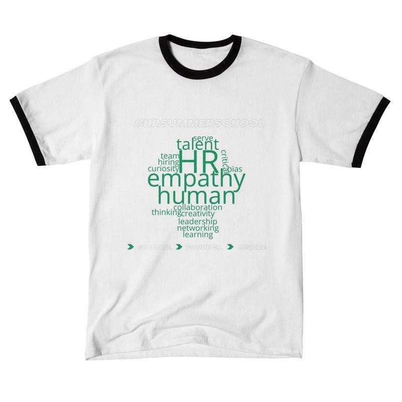 #HRSummerSchool Men's T-Shirt by hrsummerschool's Artist Shop