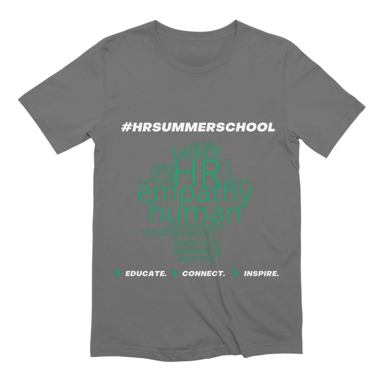 #HRSummerSchool Men's T-Shirt by hrsummerschool's Artist Shop