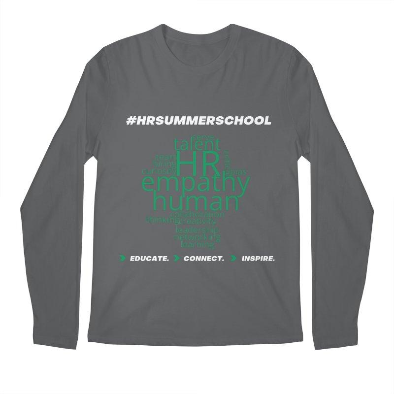 #HRSummerSchool Men's Longsleeve T-Shirt by hrsummerschool's Artist Shop