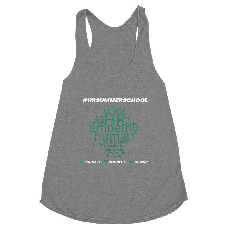#HRSummerSchool Women's Tank by hrsummerschool's Artist Shop