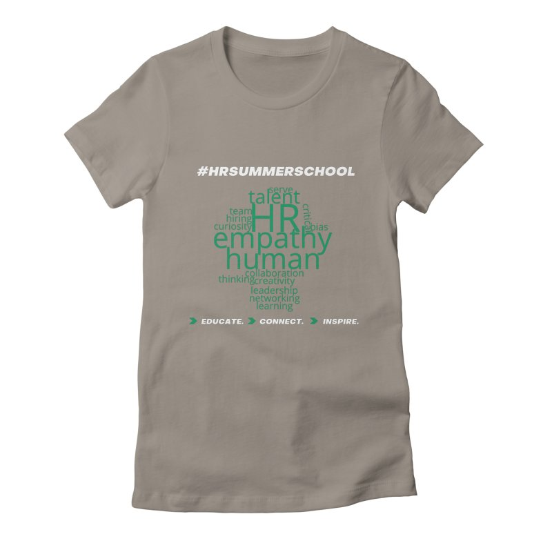 #HRSummerSchool Women's T-Shirt by hrsummerschool's Artist Shop