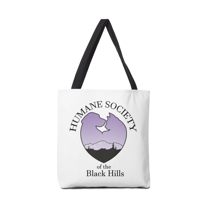 Humane Society of the Black Hills Accessories Bag by The Humane Society of the Black Hills