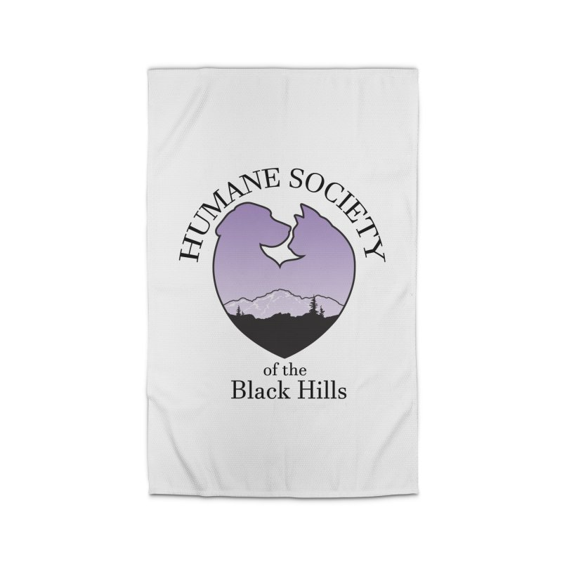 Humane Society of the Black Hills Home Rug by The Humane Society of the Black Hills