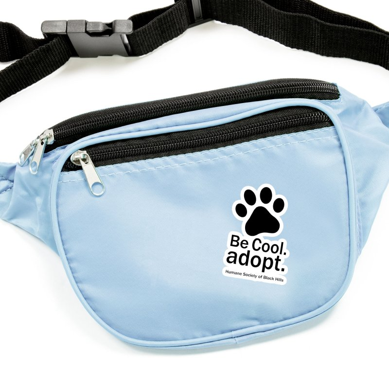 Be Cool. Adopt. Accessories Sticker by The Humane Society of the Black Hills