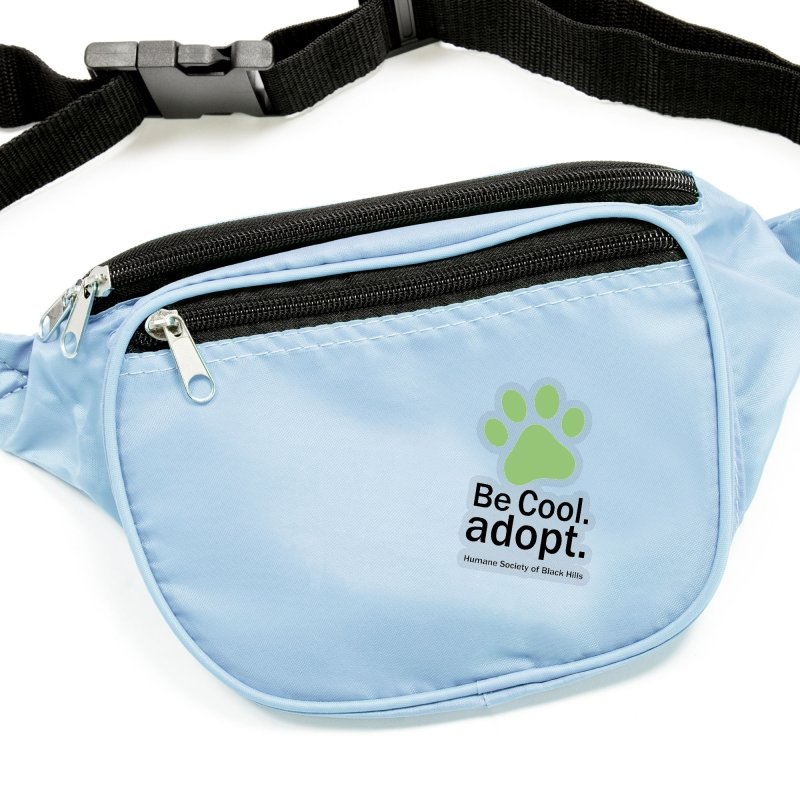 Be Cool. Adopt - Green Accessories Sticker by The Humane Society of the Black Hills