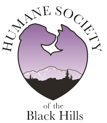 The Humane Society of the Black Hills Logo