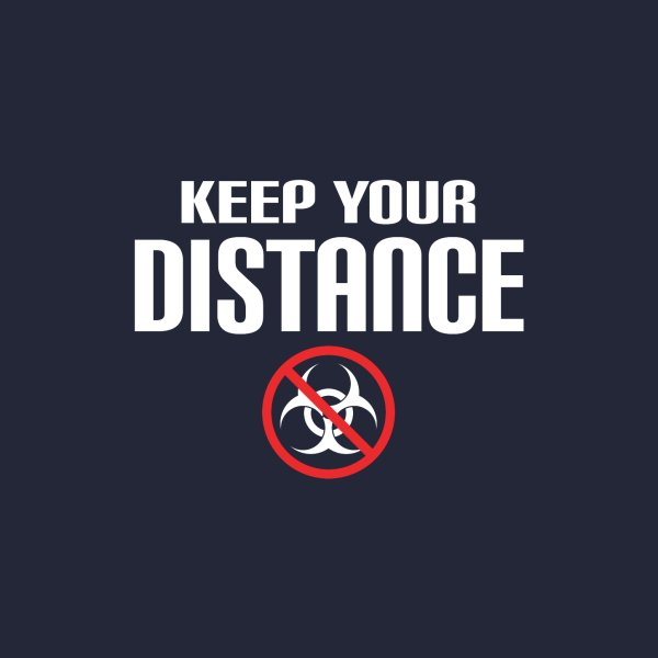 image for Keep Your Distance - Dark