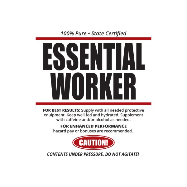 image for Essential Worker - Light