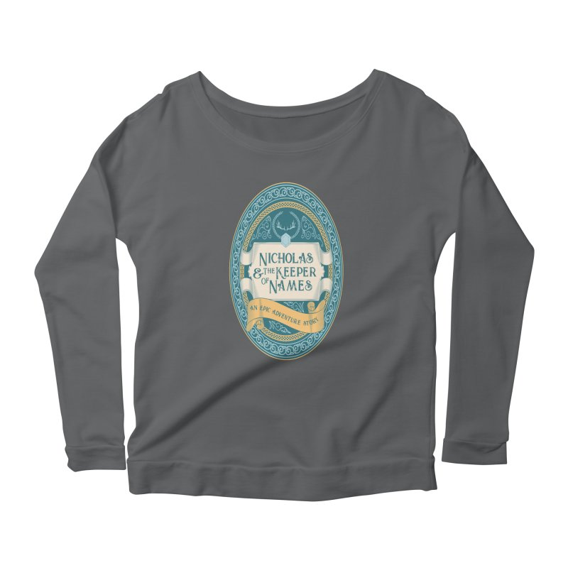 Nicholas and the Keeper of Names Women's Longsleeve T-Shirt by Huck&Dorothy Gear