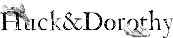 Huck&Dorothy Gear Logo