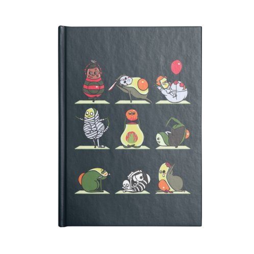image for Avocado Yoga Halloween Monsters
