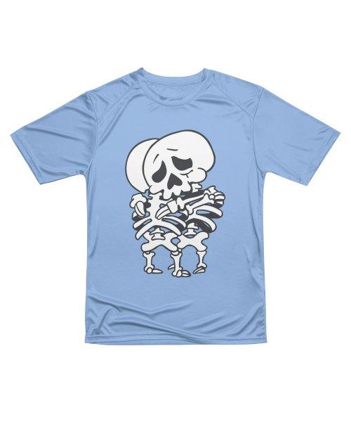 Skeleton hugs