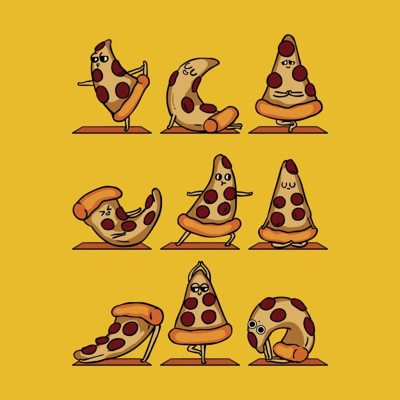 Pizza Yoga by huebucket's Artist Shop