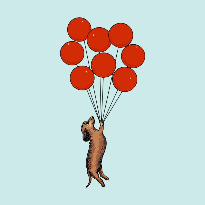 I Believe I Can Fly Dachshund Women's Tank by huebucket's Artist Shop