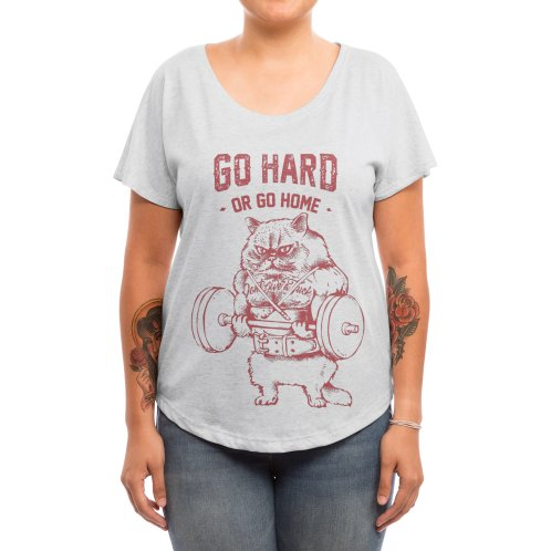 image for Go Hard or Go home Cat