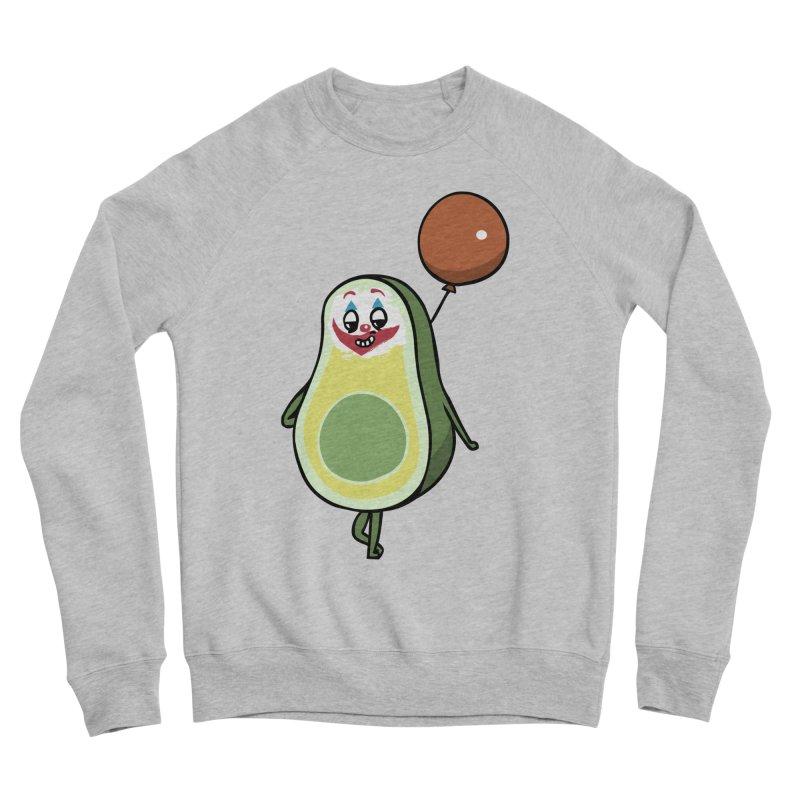 Avocado Villain Men's Sponge Fleece Sweatshirt by huebucket's Artist Shop