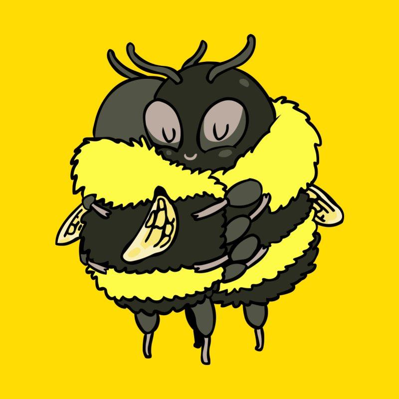 Bee hugs Women's T-Shirt by huebucket's Artist Shop